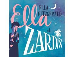 CD Ella Fitzgerald – Ella At Zardi's
