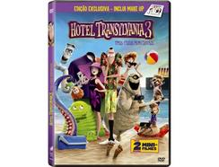 Pré-venda DVD Hotel Transylvania 3 + Make Up