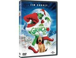 DVD Grinch