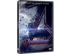 DVD Avengers: Endgame (De: Anthony e Joe Russo – 2019)