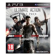 Ultimate Action: Triple Pack – PS3