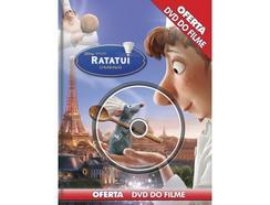 DVD Ratatui + Livro