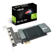 Pláca Gráfica ASUS GeForce GT 710 (NVIDIA – 2 GB DDR5)