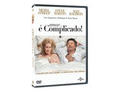 DVD Amar… É Complicado