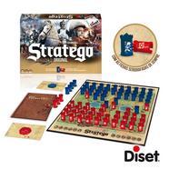 Jogo de Tabuleiro Stratego Original Novo