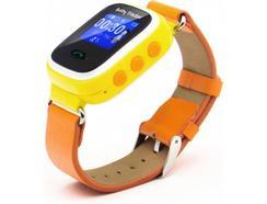 Smartwatch para Crianças OVERNIS Tracking Laranja