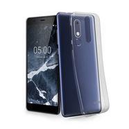 Capa SBS Skinny Nokia 5.1 Transparente