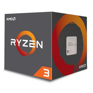 AMD Ryzen 3 1200 Quad-Core 3.1GHz c/ Turbo 3.4GHz 8MB SktAM4