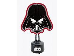 Candeeiro STAR WARS Neon Darth Vader