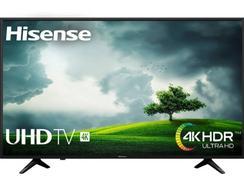 "TV HISENSE 58A6100 (LED – 58"" – 147 cm – 4K Ultra HD – Smart TV)"
