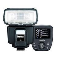 Flash NISSIN I60A + Air 10s p/ Fuji