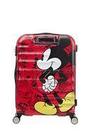 Mala de Viagem AMERICAN TOURISTER Disney Mickey Comics 67 cm