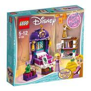 Lego Disney Princess: Quarto do Castelo da Rapunzel