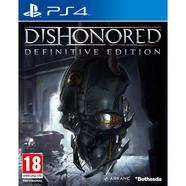 Dishonored Definitive Edition – PS4