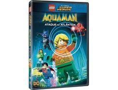 DVD Lego DC Super Heróis – Aquaman: Ataque em Atlantis