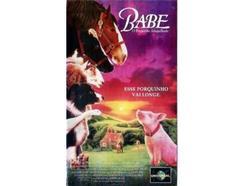 DVD Um Porquinho Chamado Babe
