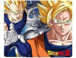 Tapete para Rato DRAGON BALL Goku+Vegeta