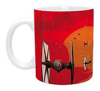 Caneca INFOCAPITAL Star Wars Kylo Ren and Troopers 320 ml