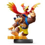 Figura Amiibo Banjo Kazooie (Coleção Super Smash Bros.)