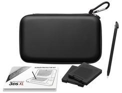 Pack Nintendo 3DS Pure BIG BEN Bolsa + Película + Caixas + Caneta