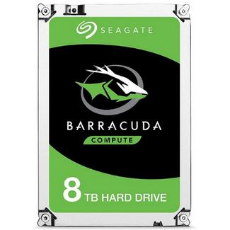 Disco Rígido 3.5″ Seagate Barracuda 8TB 5400rpm 256MB Sata III
