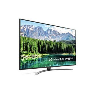 "TV LG Nano 49SM8600 LED 49"" 4K Smart TV"