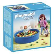 Playmobil City Life: Piscina de Bolas