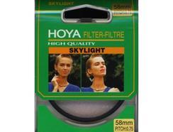 Filtro Skylight HOYA G-Serie 58mm