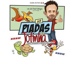 Livro As Piadas do Jotinha de João Paulo Rodrigues