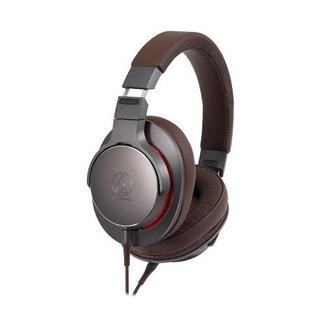 Auscultadores Com fio AUDIO TECHNICA ATH-MSR7BGM (On Ear – Castanho)
