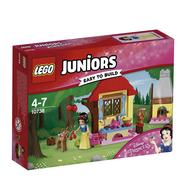 LEGO Juniors: Cabana do Bosque da Branca de Neve