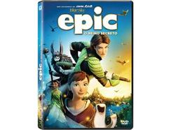 DVD Epic – O Reino Secreto