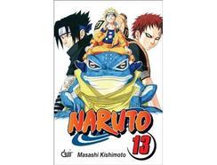 Manga Naruto 13: Exame Chunin, Concluído…!! de Masashi Kishimoto
