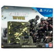 Consola Edição Especial Camo 1TB + Call of Duty: WWII – PS4