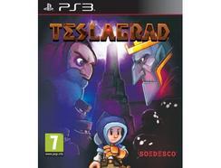 Jogo PS3 Teslagrad