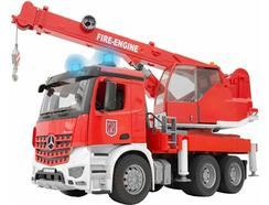 Camião dos Bombeiros de Brincar BRUDER MB Arocs