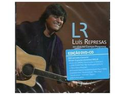 CD+DVD Luís Represas – Ao Vivo no Campo Pequeno (2CDs)