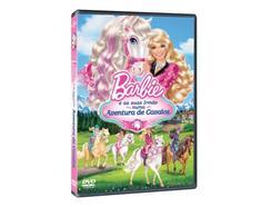 DVD Barbie e as suas Irmãs Numa Aventura de Cavalos