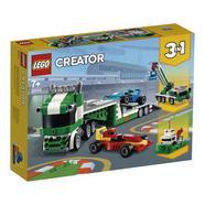 LEGO Creator: Transporte de carros de corrida 3 em 1