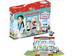 Plasticina JUMPINGCLAY Hospital