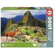 Puzzle Machu Picchu Peru 1000 peças Educa