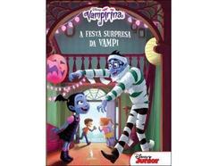 Livro A Festa Surpresa da Vampirina de vários autores