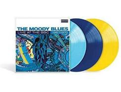 Vinil LP3 The Moody Blues – Live At The BBC: 1967-1970
