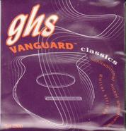 Jogo de Cordas Guitarra Clássica GHS 2500 (Níquel – Calibre: Série Vanguard Classics)