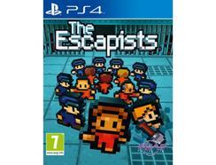 Jogo PS4 The Escapists