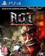 Jogo PS4 AOT: Wings of Freedom