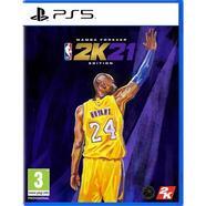 Jogo PS5 NBA 2K21 (Mamba Forever Edition – M3)