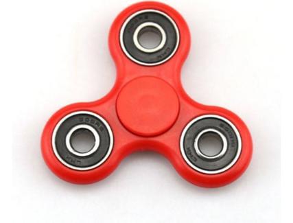 Fidget Spinner TARIK Vermelho