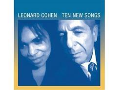 Vinil LP Leonard Cohen – Ten New Songs