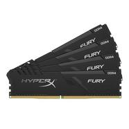 Memória RAM DDR4 KINGSTON HyperX Fury (4 x 8 GB – 3400 MHz – CL 16 – Preto)